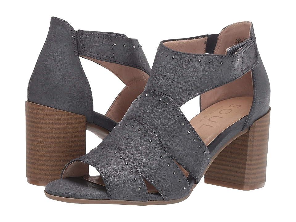 SOUL Naturalizer Christina (Denim Smooth) High Heels
