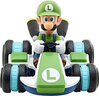 Super Mario - Veiculo Rc Luigi Racer - 7 Func, Candide, Colorido