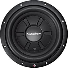"Rockford Fosgate R2SD2-10 Prime 2-Ohm DVC Shallow 10"" Subwoofer 200 Watts RMS / 400 Watts Max"