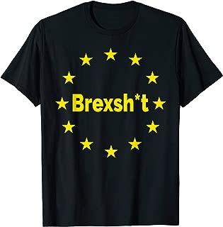Brexshit Anti Brexit T-Shirt