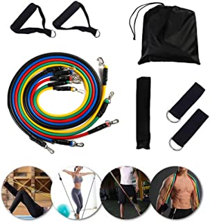 TETO Workout Exercise Resistance Bands Pull Rope Fitness...