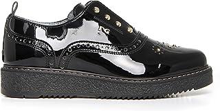 NeroGiardini A732650F Zapatos De Cordones Teens Chica De Charol