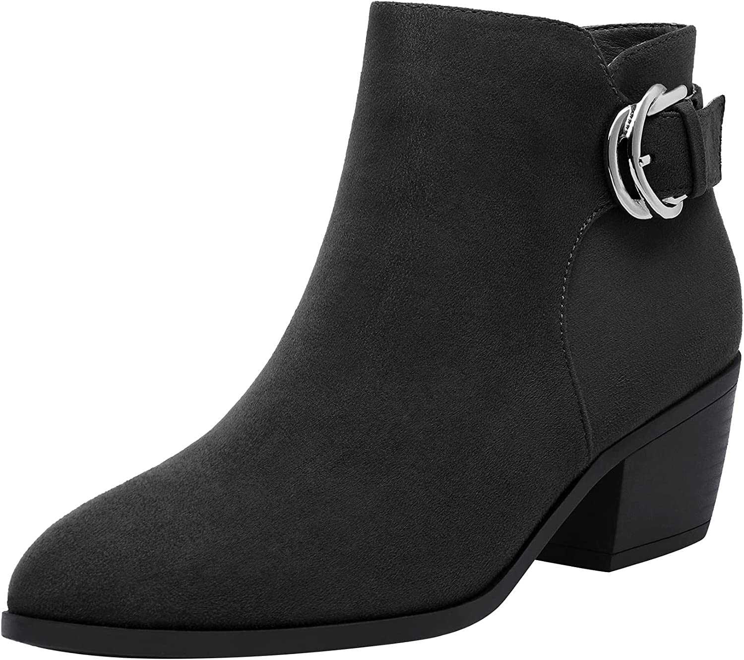 DREAM PAIRS Women's Ankle Boots Shoes