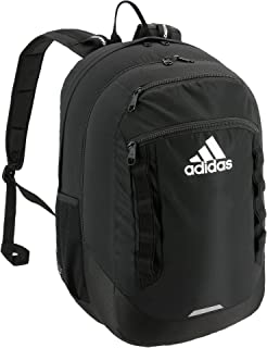 Unisex-Adult Excel Backpack, Black/White, One Size