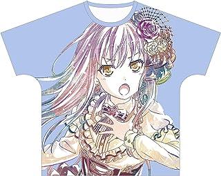 BanG Dream! ガールズバンドパーティ! 湊友希那 Ani-Art フルグラフィック Tシャツ vol.2 ユニセックス XLサイズ