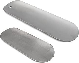 AOG DESIGN Stainless Steel Travel Pocket Shoehorn