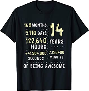 Best 14 year old birthday shirt ideas Reviews