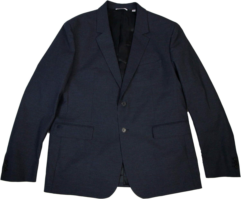 Lacoste 73cm Middle Back Length Stretch Cotton Jacket