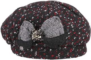 Lierys Berretto Basco da Donna Dalena Wool - Made in Italy Invernale Autunno/Inverno