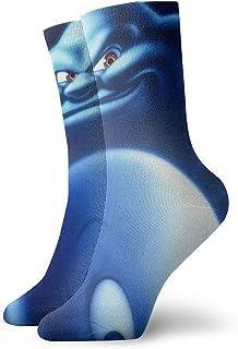 AIMHOUSE, Casper Socks calcetines unisex para adultos, informales, con impresión de anime