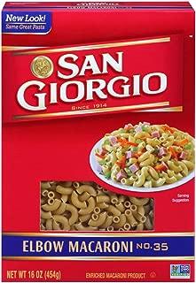 San Giorgio Elbow Macaroni, 16-Ounce