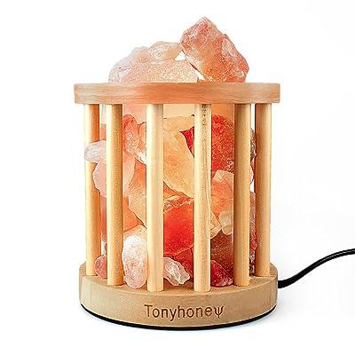 Natural Himalayan Rock Salt Lamp, Tonyhoney Woo...