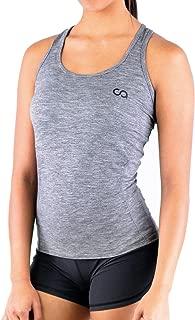 Contour Athletics Womens Tank Top (Hydrafit) Workout Gym Tank Tops for Women Sleeveless Running Tank Top