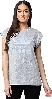 adidas Originals Women's Boyfriend Rollup Tee