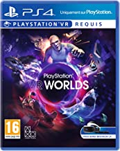 VR Worlds - PlayStation VR, Version physique, En français, 1 Joueur