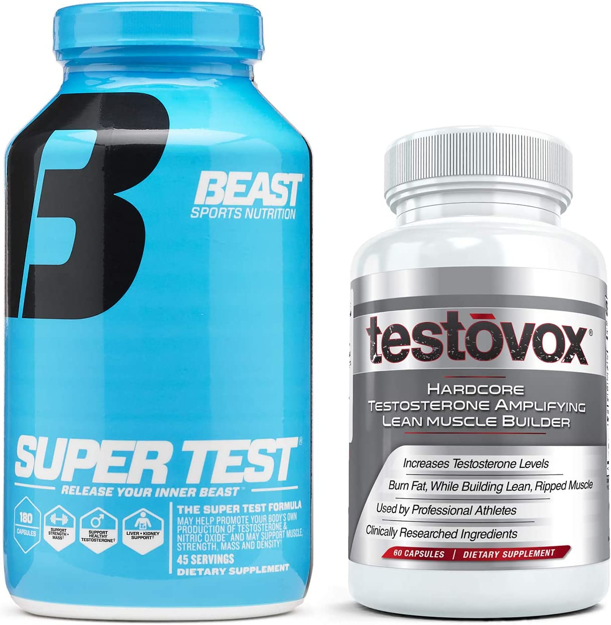 Las Vegas Mall Beast Super Test and Testovox: Booster Bun Advanced Detroit Mall Testosterone