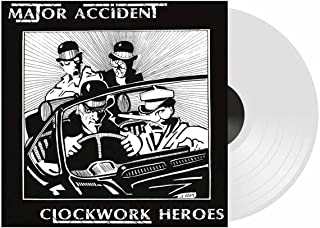 Clockwork Heroes [12 inch Analog]