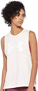 Under Armour Women's SPORTSTYLE GRAPHIC MUSCLE TANK Tank