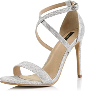 Best silver wrap around heels Reviews
