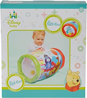 Winnie the Pooh- Rulo Hinchable, Disney Baby (Simba 9331001)