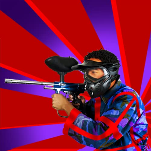 Paintball Street Fun War Fight : The Battle of the teams - Free Edition