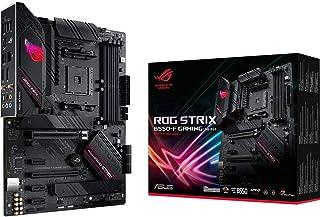 ASUS ROG Strix B550-F Gaming (WiFi 6) AMD AM4 Zen 3 Ryzen 5000 & 3rd Gen Ryzen ATX Gaming Motherboard (PCIe 4.0, 2.5Gb LA...