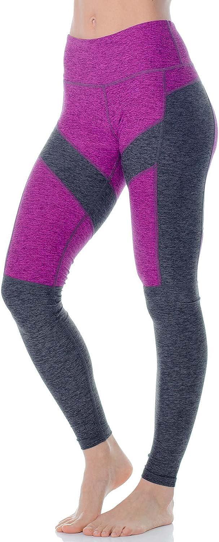 Anjali Women's Active Workout Shero Legging Yoga Pants  XS, S, M, L, XL