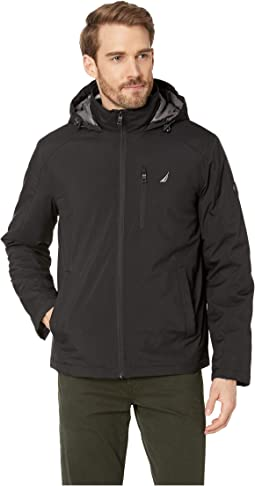 Hooded J-Class Midweight Jacket