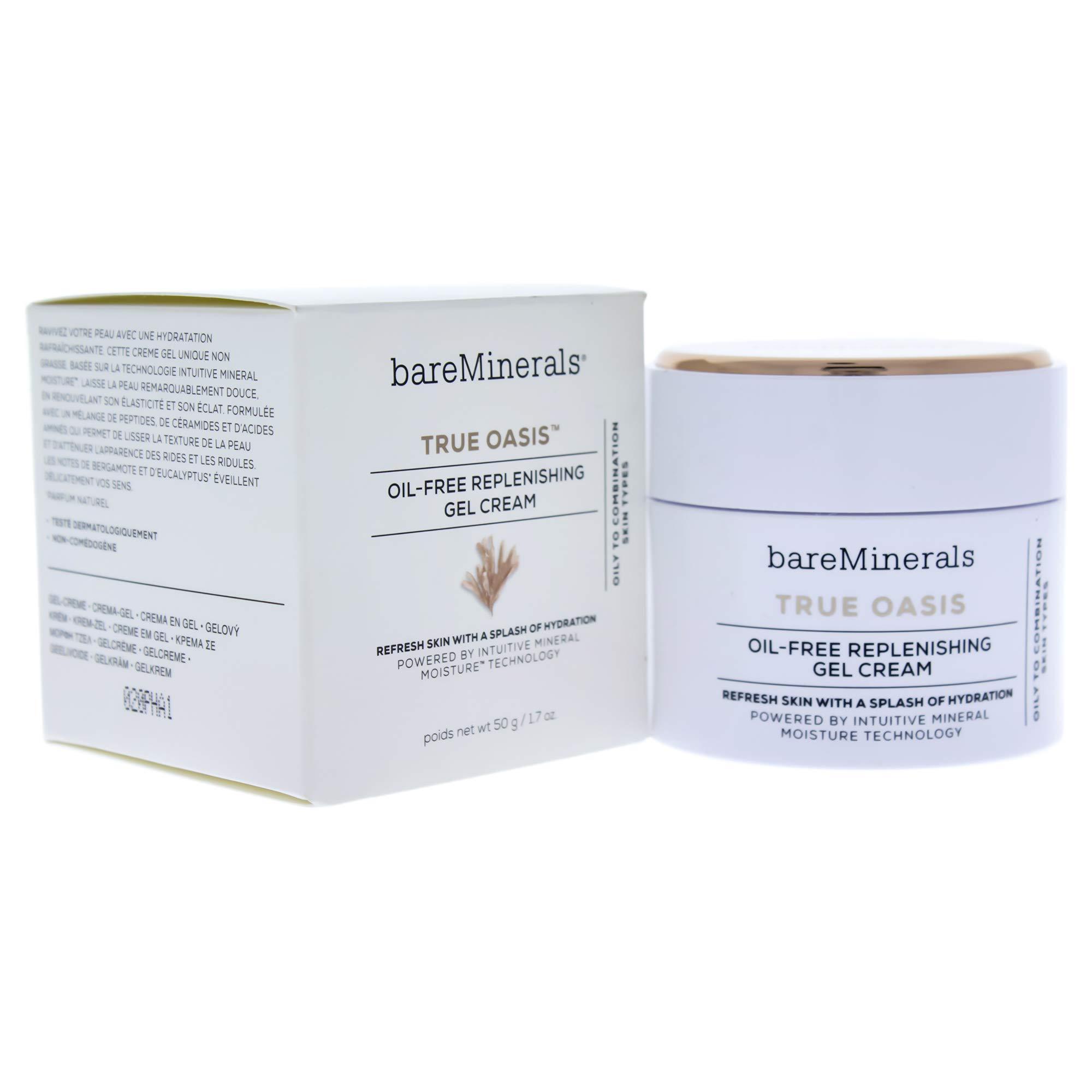 bare minerals oil free moisturizer