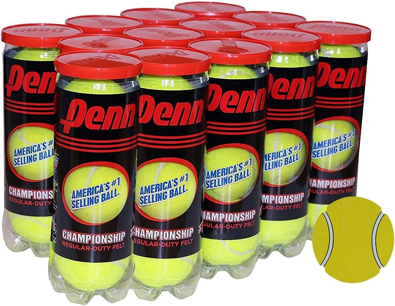 Penn Championship Regular Duty Tennis Balls Acer's Dozen, 1