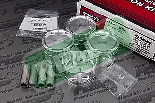 Manley Pistons Honda CRV VTEC B20B + B16A Head 84mm 9.0:1 602000-4
