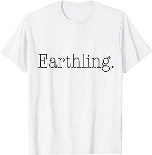 earthlings t shirt