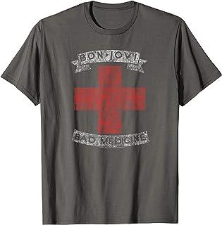 Unbekannt Bon Jovi Bad Medicine T-Shirt