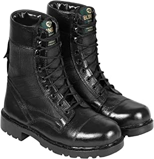Blinder Men's Black Long Boots On Amazon.in