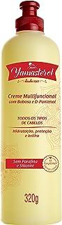 Creme Multifuncional Yamasterol com Babosa e D.Pantenol, Yama, Amarelo