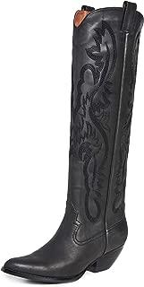 Jeffrey Campbell Women's Calvera Western Boots