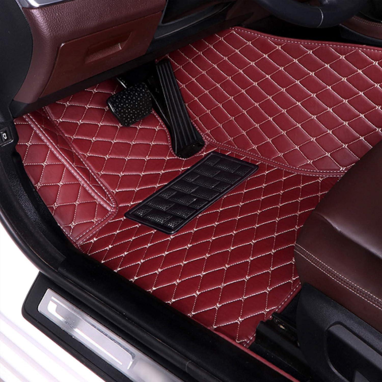 Popular Cheap standard JTSGHRZ for Benz A Class 2013-2018 Floor Custom mats Car Leather