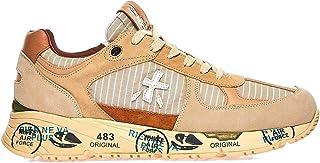 PREMIATA Luxury Fashion Mens MASE4554 Beige Sneakers   Spring Summer 20