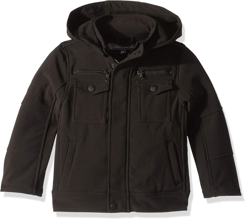 URBAN REPUBLIC boys Soft Shell Jacket