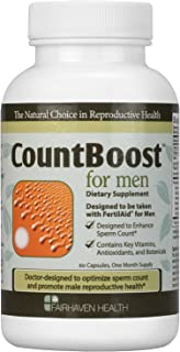 CountBoost for Men: Support Sperm Count
