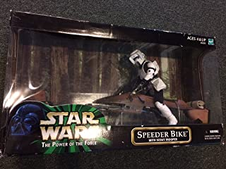 Star Wars Speeder Bike with SCOUT TROOPER