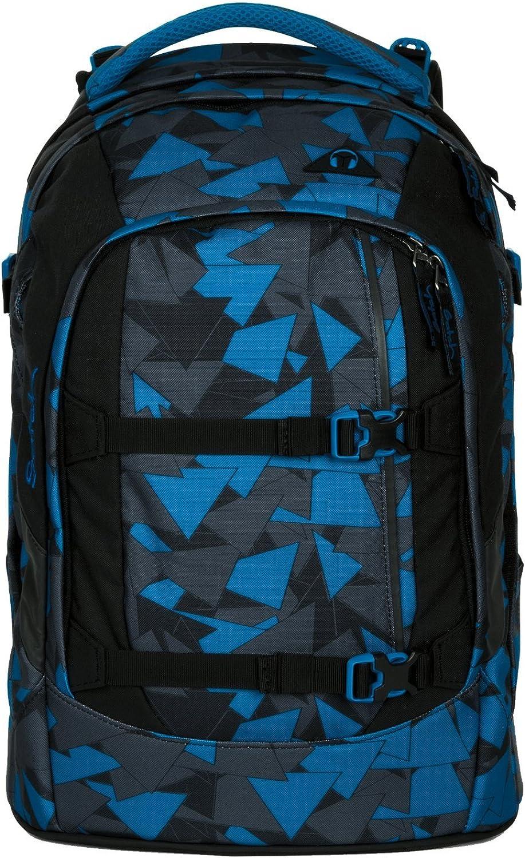 Satch Pack Blau Triangle Triangle Triangle Schulrucksack Set 3tlg. B079Z62Q8F | Produktqualität  ef7ef0