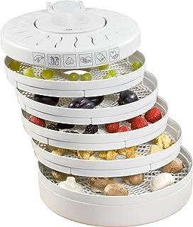 comprar comparacion Clatronic DR 2751 - Deshidratador de alimentos, 5 bandejas, 250 W, color blanco