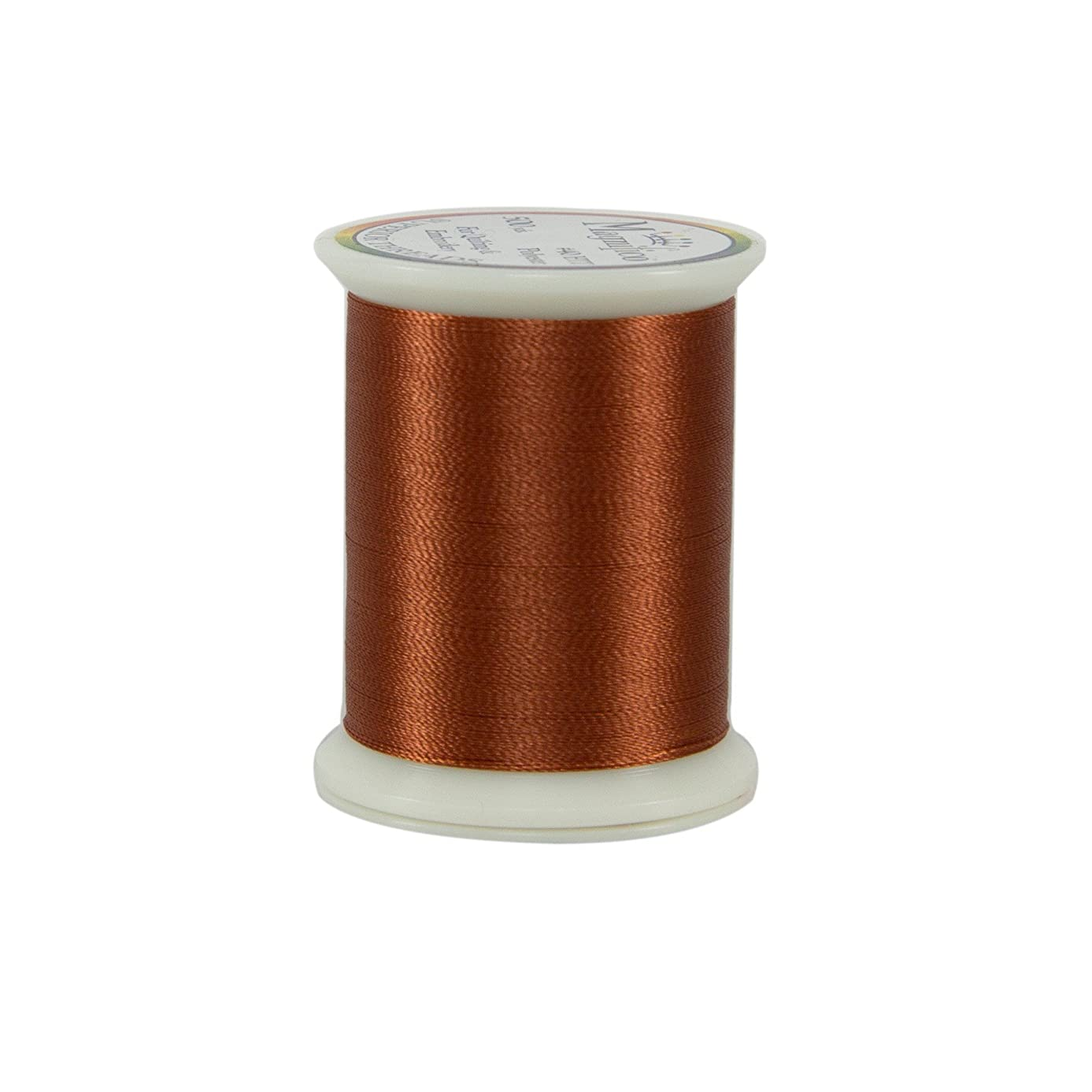 Superior Threads 10501-2033 Magnifico Bombay Curry 40W Polyester Thread, 500 yd