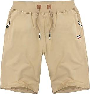 MO GOOD Mens Casual Shorts Workout Fashion Comfy Shorts Summer Breathable Loose Shorts