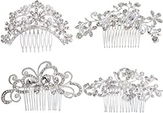 Best hair accessories for wedding hairstyles Reviews