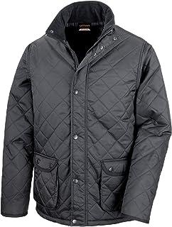 (リゾルト) Result メンズ Urban Cheltenham 撥水加工 キルティングジャケット コート アウター 防寒 冬