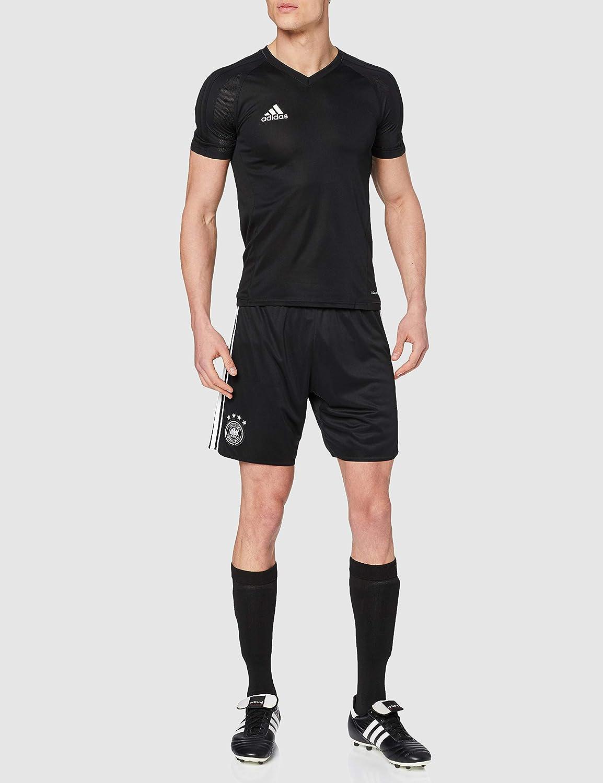 Amazon.com: adidas Tiro 17 Mens Soccer Training Jersey : Clothing ...