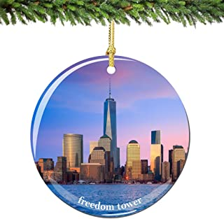 Best freedom tower ornament Reviews