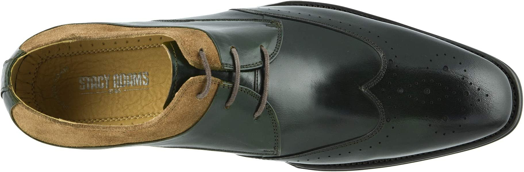 Stacy Adams Hewlett Wing Tip Oxford | Men's shoes | 2020 Newest